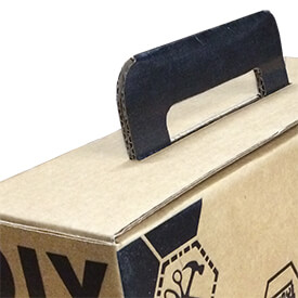 Handle Box Packaging